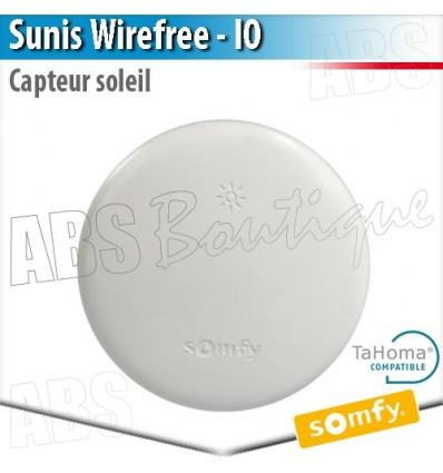 Capteur d'ensoleillement Sunis Wirefree IO - Somfy