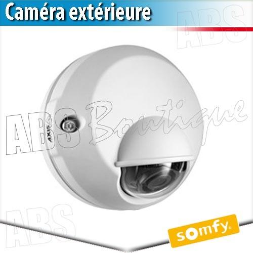 Cam ra somfy ext rieure ip fixe - Camera exterieure somfy ...