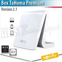 Box domotique TaHoma Premium IO et RTS - Version 2