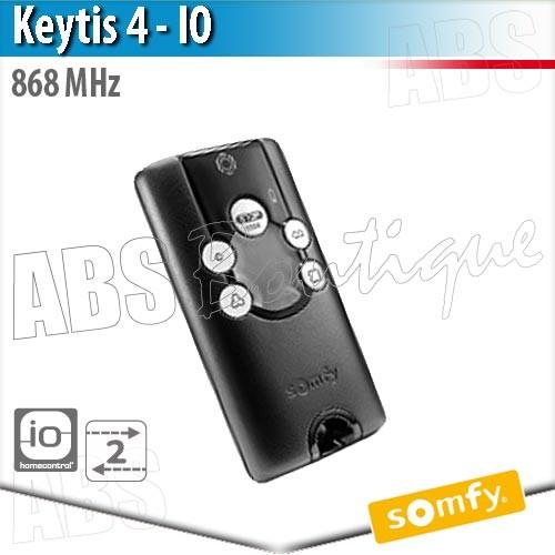 Moteur Somfy Dexxo Pro 800 Io Keytis 4 Io
