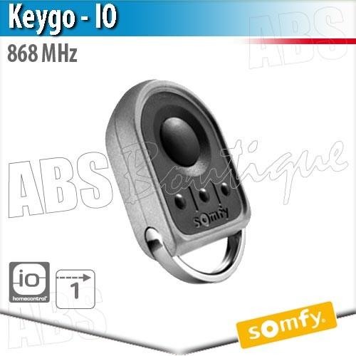 Somfy 4 canaux télécommande Keygo RTS