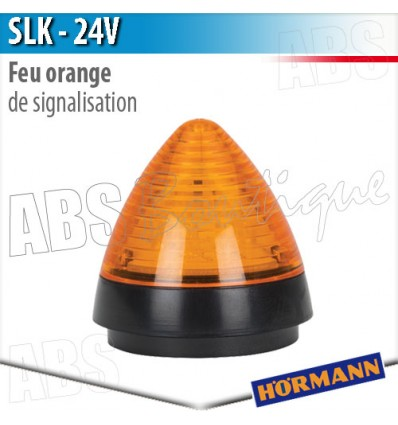 Feu de signalisation Hörmann - SLK 24 V Led sans signal sonore