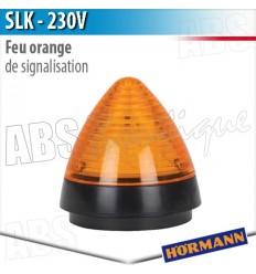 Feu de signalisation Hörmann - SLK 230 V Led sans signal sonore