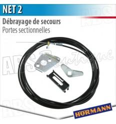 Débrayage de secours NET 2 Hörmann - Porte Sectionnelle