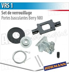 Set de verrouillage VRS 1 Hörmann - Porte basculante Berry