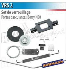 Set de verrouillage VRS 2 Hörmann - Porte basculante Berry