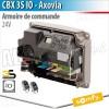 Armoire de commande CBX 3s IO pour motorisation portail AXOVIA MULTIPRO Somfy