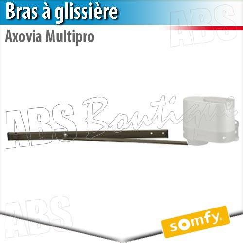 Axovia Multipro Somfy - Bras À Glissière + Bras Moteur + Bras Portail