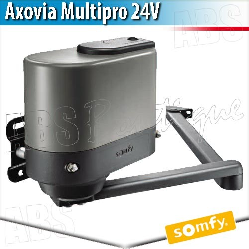 axovia multipro somfy bras glissi re bras moteur bras portail. Black Bedroom Furniture Sets. Home Design Ideas
