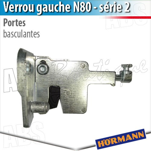 Pieces detachees pour porte de garage good verrou pour - Serrure porte de garage basculante hormann ...