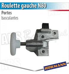 Roulette N80 gauche Hörmann - Porte basculante Berry