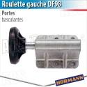 Roulette DF98 gauche Hörmann - Porte basculante Berry
