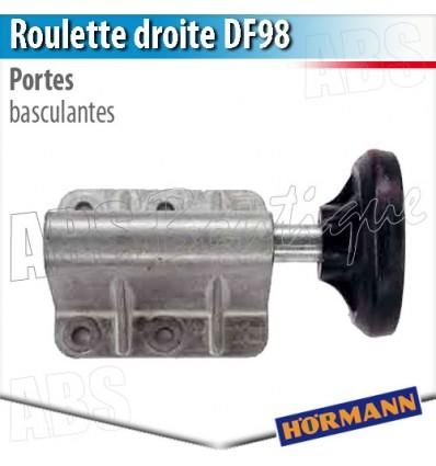 Roulette porte basculante d bordante h rmann berry df98 droite - Roulette porte de garage ...