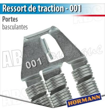 Ressort 001 - Porte bascualnte Berry N80 Hörmann