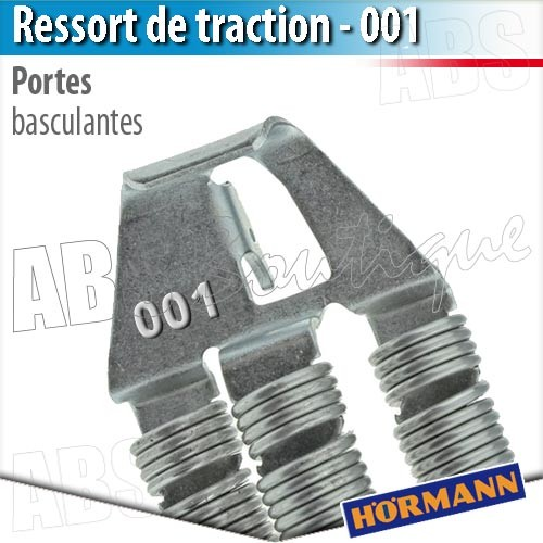 Ressort porte basculante berry n80 h rmann marquage 001 for Porte de garage hormann prix belgique