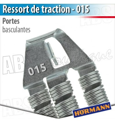 Ressort porte basculante berry n 80 h rmann marquage 015 for Porte de garage n80