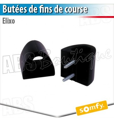 But es de fins de course elixo somfy for Diferbat porte garage