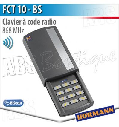 Clavier à code radio Hörmann - FCT 10 BS - 868 MHz BiSecur