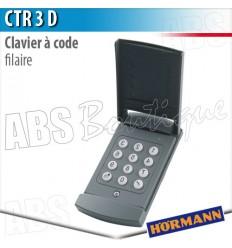 Clavier à code filaire Hörmann - CTR 3D