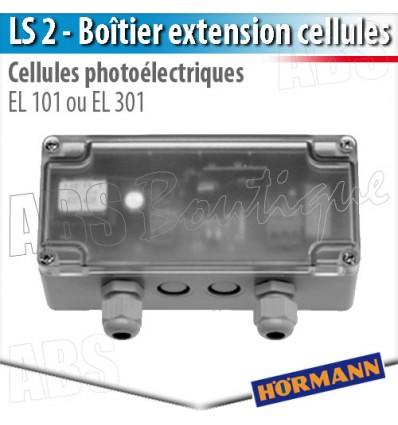 Boitier extension cellules LSE 2 Hormann