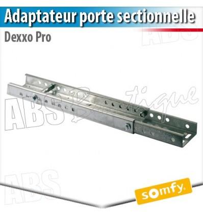 Adaptateur portes sectionelles DEXXO