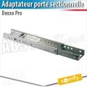 Adaptateur portes sectionelles Somfy - Dexxo Pro