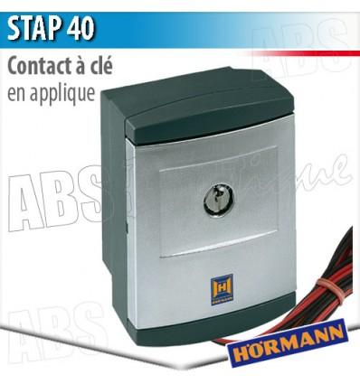 Contact à clé filaire Hörmann STAP 40