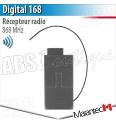 Récepteur DIGITAL168 Marantec - 868 MHz