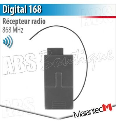 Récepteur Marantec Digital 168 en 868 MHz