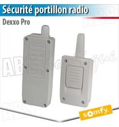 Sécurité portillon radio Dexxo Pro Somfy