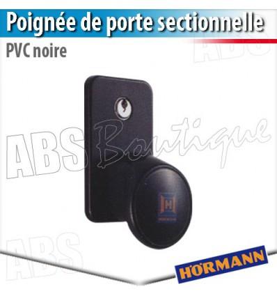 Poignee Synthetique Noire Porte Sectionnelle Hormann