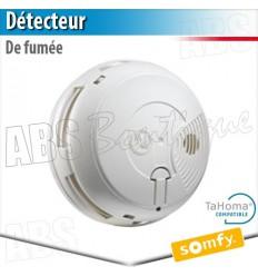Détecteur de fumée - Alarme Somfy & TaHoma®