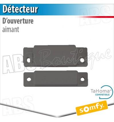 Aimant pour détecteur d'ouverture de menuisie aluminium