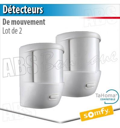 Lot de deux détecteur de mouvement intérieur