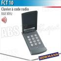 Clavier à code radio Hörmann - FCT 10 B - 868 MHz