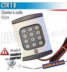 Clavier à code filaire Hörmann - CTR 1B