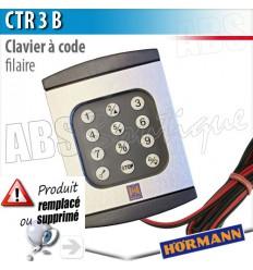 Clavier à code filaire Hörmann - CTR 3B