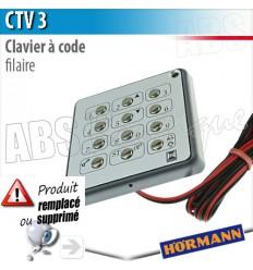 Clavier à code filaire Hörmann - CTV 3