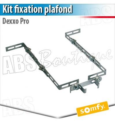 Kit de fixation plafond pour Moteur DEXXO somfy