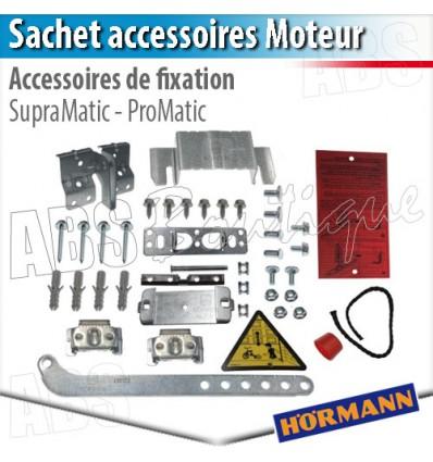 Sachet accessoires pour motorisation HORMANN