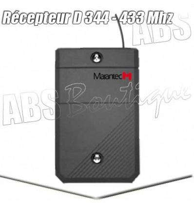 Récepteur DIGITAL 344-433 MHz