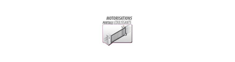MOTORISATIONS PORTAILS COULISSANTS