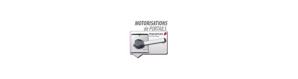 MOTORISATIONS PORTAILS MARANTEC