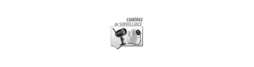 Caméras de surveillance SOMFY