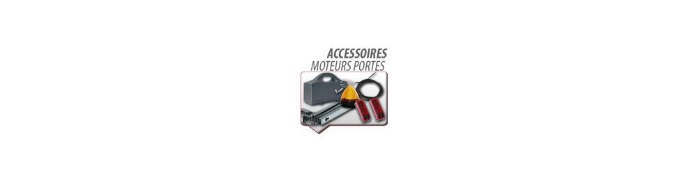 ACCESSOIRES MOTEURS PORTES DE GARAGE