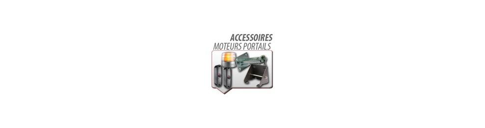 ACCESSOIRES MOTORISATIONS PORTAILS