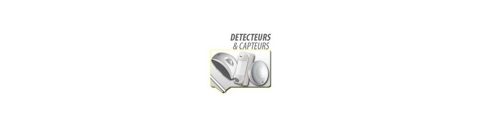 Détecteurs et capteurs