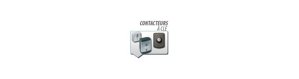 CONTACT À CLÉ