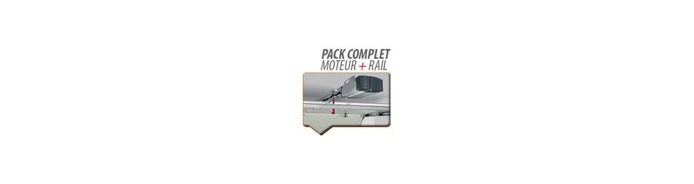 MOTEURS ET RAILS - PACK COMPLET
