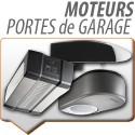 MOTEURS PORTE DE GARAGE
